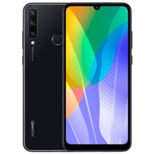 Huawei Y6p 3/64 GB Black მობილური ტელეფონი