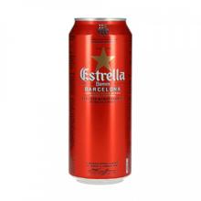 Estrella ლუდი Damm 500 მლ