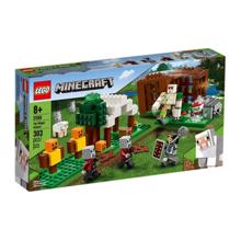 Lego The Pillager Outpost კონსტრუქტორი