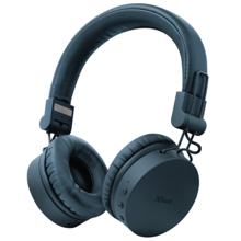 TRUST Tones Bluetooth Wireless Blue ყურსასმენი
