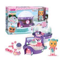 IMC Toys Kristal-ის გამოქვაბული Cry Babies Magic Tears