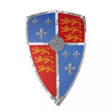 Le Coin Des Enfants საბრძოლო ფარი Richard Lionheart Historical Eqipment