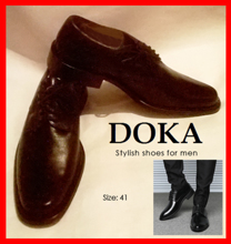 DOKA Shoes ახალი მამაკაცის ფეხსაცმელი ნატურალური ტყავი 571068171