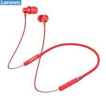 Lenovo Bluetooth Earphone/HE05 Red ყურსასმენი