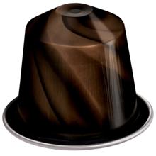 NESPRESSO ყავის კაფსულა Corto Intensity: 11