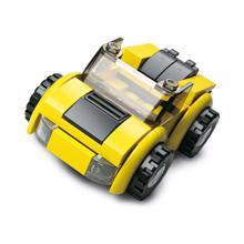 Sluban Builder - მანქანა A ყვითელი