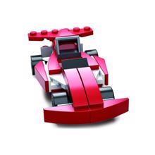 Sluban Builder - მანქანა D წითელი