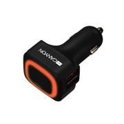 ispace ავტომობილის დამტენი CANYON Universal 4 x USB