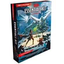 bgc სამაგიდო თამაში D&D Essentials Kit