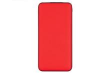 2E-PB1036AQC 10000mAh RED პორტატული დამტენი