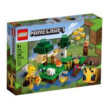 LEGO MINECRAFT - ფუტკრის მეურნეობა