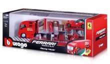Bburago სათამაშო ნაკრები FERRARI 1:43 Race &Play Racing