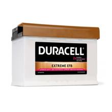 Duracell აკუმულატორი Extreme 60Ah EFB