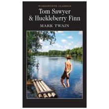 ბიბლუსი Tom Sawyer & Huckleberry Finn - მარკ ტვენი
