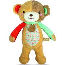 CLEMENTONI ჩვილის მუსიკალური სათამაშო დათვი
