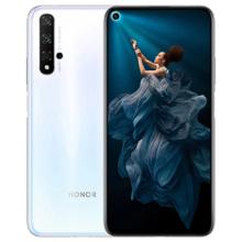 Honor 20 6/128GB Dual Sim LTE White მობილური ტელეფონი