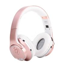 Sodo MH1 1in2 Pink Bluetooth ყურსასმენი