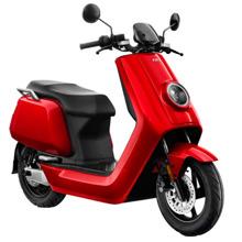 NIU NQI Sport (Panasonic Battery) Red ელექტრო სკუტერი