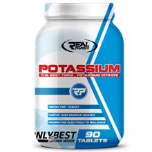 real pharm Potassium საკვები დანამატი
