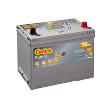 Centra აკუმულატორი Centra FUTURA-CARBON BOOST CA754 75 A/h JIS