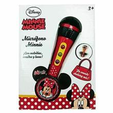 REIG Disney Mickey Mouse მიკროფონი ხმოვანი 21 სმ