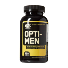 Opti-Man ვიტამინი 180 აბი