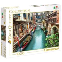 CLEMENTONI ფაზლი |ვენეცია 1000 ნაწილიანი