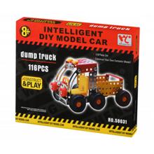 Same Toy DIY Model Car მეტალის კონსტრუქტორი