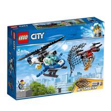 Lego CITY საჰაერო პოლიცია