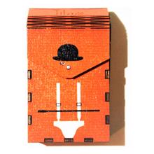 Tibox • ტიბოქს ხის ყუთი A Clockwork Orange