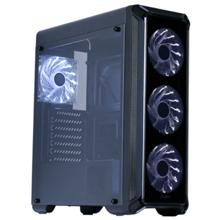 Zalman Computer case I3 Edge Mid Tower ქეისი