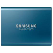 Samsung T5 500GB USB 3.1 External SSD Blue გარე მყარი დისკი