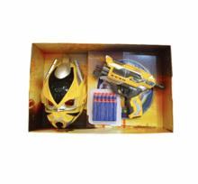 ნიღაბი და თოფი - Transformers