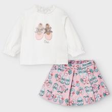 Mayoral Baby Girl Shoes skirt