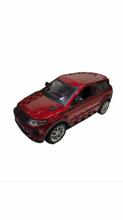 juniori პულტიანი მანქანა Range Rover