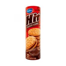 BAHLSEN ორცხობილა შოკოლადით Hit Minis 220 გრ