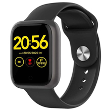 1MORE WOD001 Smartwatch Black სმარტ საათი
