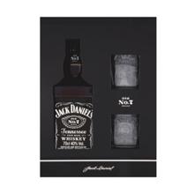 Jack Daniel's ვისკის სასაჩუქრე ნაკრები 700 მლ