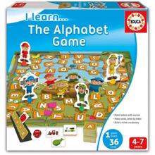 Educa I learn… THE Alphabet Game სამაგიდო თამაში