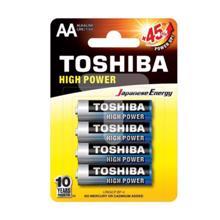 TOSHIBA ელემენტების 4 ცალიანი შეკვრა LR6GCP BP-4