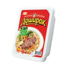 სწრაფი მომზადების წვნიანი საქონლის ხორცის არომატით 90 გრ