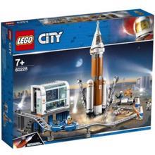 lego CITY გაშვების კონტროლი