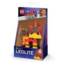 IQ LEGO Angry Kitty Key light მანათობელი ბრელოკი