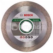 BOSCH ალმასის დისკი Bosch Disc dia Best for Ceramic; 115x22.23x1.8