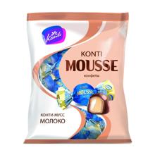შოკოლადი რძიანი მუსის შიგთავსით 240 გრ