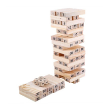 თამაში Jenga Blocks