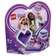 Lego FRIENDS Emmas Heart Box ასაწყობი გული