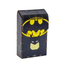 ხის ყუთი Batman