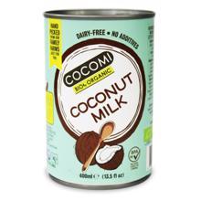 COCOMI ქოქოსის რძე 17% 400 მლ