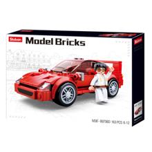 Sluban Model Bricks - იტალიური სპორტული მანქანა